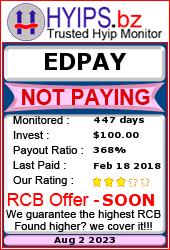hyips.bz - hyip ed pay